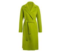 Mantel mit Cashmere