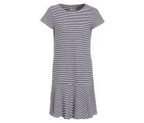 Kleid mit Leinenanteil