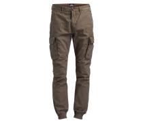 Cargohose ROOKIE Slim-Fit - khaki