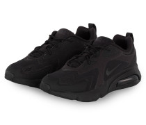 Sneaker AIR MAX 200 - SCHWARZ