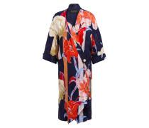 Kimono mit Seide