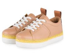Sneaker CALF - ROSÉ