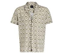 Halbarm-Resorthemd COUGAR Slim-Fit mit