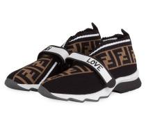 Sneaker ROCCOCO - BRAUN/ SCHWARZ