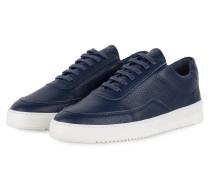 Sneaker MONO RIPPLE GRAIN - BLAU