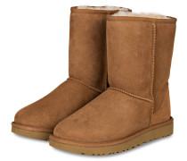 Boots CLASSIC SHORT II - CHESTNUT
