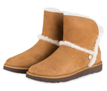 25df06153b Boots LUXE SPILL SEAM MINI - BRAUN. UGG