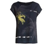 T-Shirt SINO im Materialmix