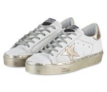 Sneaker HI STAR - WEISS/ SILBER