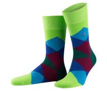 Socken CLYDE - 7592 green flash