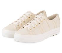Sneaker TRIPLE KICK EYELASH - creme