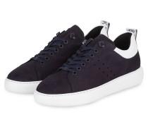 Sneaker SCOTT NUBUCK - DUNKELBLAU