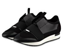 Sneaker RACE RUNNERS - SCHWARZ