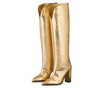 Stiefel - GOLD