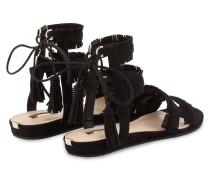 Sandalen JALISA - schwarz