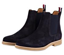 Chelsea-Boots - marine