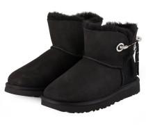Fell-Boots JOSEY - SCHWARZ