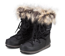 Moon Boots MONACO LOW WP - SCHWARZ