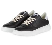 Sneaker TEMPLE - SCHWARZ