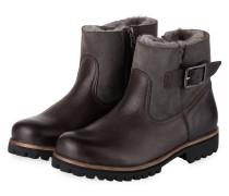 Biker-Boots - DUNKELGRAU