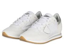 Sneaker TROPEZ - WEISS/ SILBER