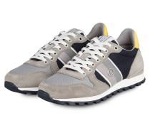 Sneaker PORTO - GRAU/ SCHWARZ