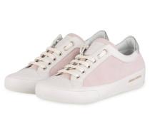 Sneaker ROCK DELUXE - ROSA/ WEISS