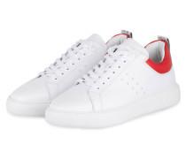 Sneaker SCOTT - WEISS/ ROT