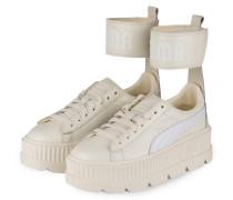 Plateau-Sneaker - offwhite