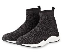 Hightop-Sneaker - SCHWARZ/ GRAU