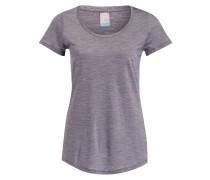 T-Shirt SPHERE SCOOP mit Merinowolle-Anteil
