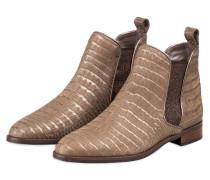 Chelsea-Boots KENTON - HELLBRAUN