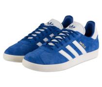 Sneaker GAZELLE - BLAU/ WEISS