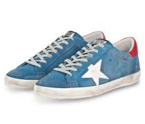 Sneaker SUPERSTAR - BLAU/ WEISS/ ROT