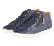 Hightop-Sneaker - BLAU