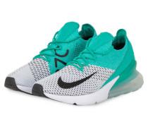 Sneaker AIR MAX 270 FLYKNIT - MINT/ GRAU