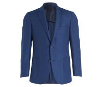 Sakko Shaped-Fit - blau