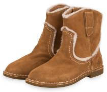 Boots CATICA - COGNAC
