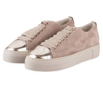 Plateau-Sneaker - SAND