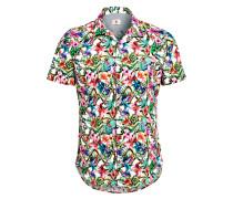Halbarm-Resorthemd OLLY Slim Fit