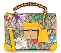 Handtasche PADLOCK GG FLORA