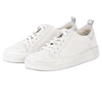 Sneaker - HELLGRAU/ SILBER