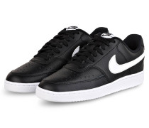 Sneaker COURT VICION LOW - SCHWARZ/ WEISS