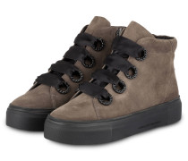 Hightop-Sneaker BIG - TAUPE