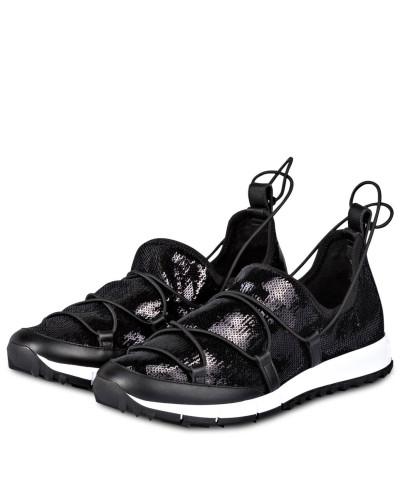 Sneaker ANDREA mit Paillettenbesatz