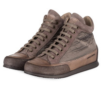 Hightop-Sneaker PLUS SPORT - TAUPE