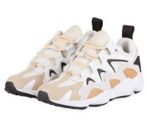 Sneaker - CREME/ WEISS/ SCHWARZ