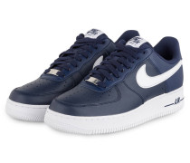 Sneaker AIR FORCE 1 07 - DUNKELBLAU