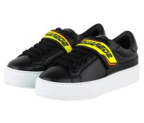 Sneaker BIONIC SPORT NEW TENNIS - SCHWARZ