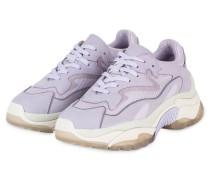 Plateau-Sneaker ADDICT - HELLLILA